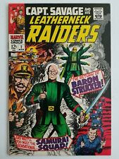Captain Savage and his Leatherneck Raiders (1967) #2 - Very Fine/Near Mint