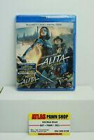 ALITA - Battle Angel ( Blu-Ray and 4K )