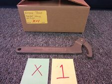 """AMPCO BRASS SPANNER WRENCH WP-7-ST 3"""" ADJUSTABLE HOOK NON SPARK RESISTANT NEW"""