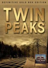 PRE ORDER: TWIN PEAKS: THE DEFINITIVE (GOLD BOX EDITION) - DVD - Region 1