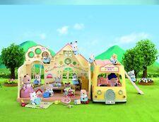 Sylvanian Families Babies Forest Nursery House Baby Dolls Toys Play Area Family