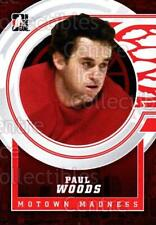 2012-13 ITG Motown Madness Red #145 Paul Woods