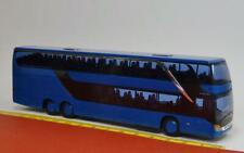 SETRA S 431 DT Euro 6 Double-Decker Blue-AWM 11261