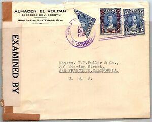 GP GOLDPATH: GUATEMALA COVER 1942 _CV748_P05