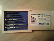 7pcsset Adjustable Hand Reamers Hv To H314 To 1532 Hss 515 Adj7 New
