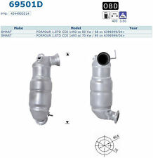 Pot catalytique Smart Forfour 1.5TD CDI 1493cc 50Kw/68cv 639939 9/04>, Magnaflow