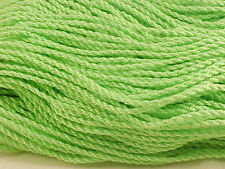 10 Neon Green Pro Poly Yo Yo Strings From The YoYo Factory 100% Polyester Type 6