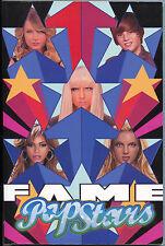 Fame Popstars 1 TPB GN Blue Water 2011 VF Swift Spears Beyonce Gaga Beiber