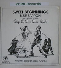 BLUE BARRON - Zip-A-Dee-Doo-Dah - Ex Con LP Record