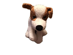 """Rare Collectable 4"""" X 5.5"""" Febreze Dog Soft Toy Russ Berrie"""
