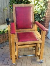 Sweeney Todd Barbers Chair Stage Prop. Fully sized, working stage prop