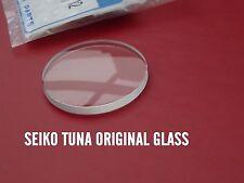 SEIKO SAWTOOTH TUNA ORIGINAL  GLASS CRYSTAL  7N36-0AF0  BLACK KNIGHT 7N36-0AE0