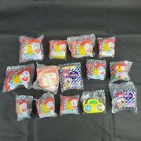 McDonalds Happy Meal Fisher Price Mixed Lot of 14 Sealed Toys Under 3 NIP
