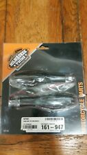 Milwaukee Twins Hand Bone LED turn signals NOS Shovelhead, Panhead, Evo ect.