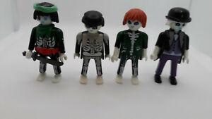 Playmobil, 4 Geisterpiraten