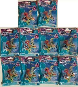 *NEW* Lot [10] My Little Pony The Movie 2017/04 Mystery Blind Packs Bags Retired