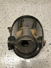 Scott AV-3000 Firefighter Facepiece SCBA CBRN NBC MEDIUM - Good