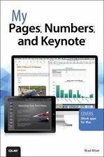 My Pages, Numbers, and Keynote (for Mac and iOS), Miser, Brad, Good Book
