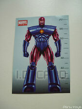 Sticker Marvel Heroes Ultimate Collection N°92 / Preziosi Collection 2008 NEW