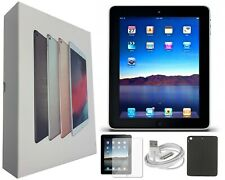 Apple iPad 2nd Gen. 9.7-inch 16GB Black Wi-Fi Only Open Box and Bundle Included!