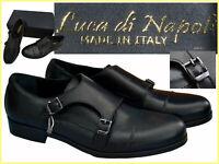 LUCA DA NAPOLI Made In Italy Zapatos Hombre 43 44 EU 210€¡Aquí Menos! LN01 N3P