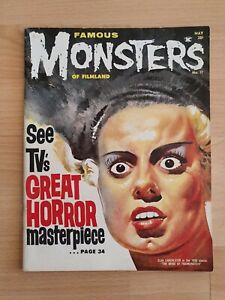 Famous monsters #17 good condition