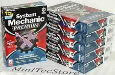 IOLO System Mechanic PREMIUM Haushold Unlimited PC Windows New & Sealed