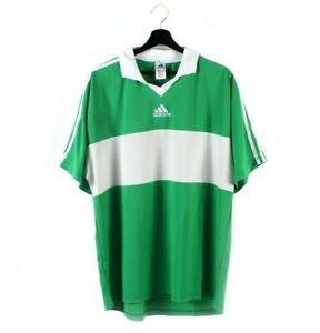 NOS 90s adidas EQT Equipment vintage t-shirt tshirt jersey deadstock OG L XL