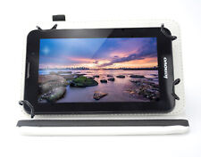 Lenovo 7 inch Unlocked 3G Phone Tablet Bluetooth 5MP Dual Sim with Case Cover