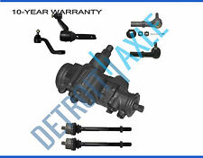 7pc Complete Front Suspension and Gearbox Kit for Dodge Dakota and Durango - 4WD