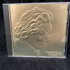 HENRYK SZERYNG violin - BEETHOVEN Concerto & Romances - CD SOLID SILVER NM