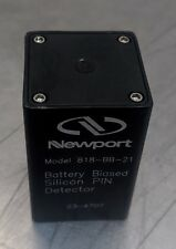 newport 818-bb-21 high speed silicon photodetector $416 list thorlabs 1.2 ghz