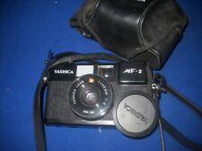 VECCHIA MACCHINA FOTOGRAFICA - YASCHICA LENS MF2 - F=38 MM 1-4