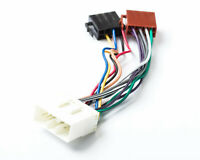 Radioadapter Stecker Kabel  Kabelbaum KFZ AutoRadio passend für SUBARU IMPREZA