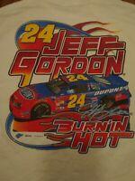 JEFF GORDON ~ Official Nascar Dupont Large 3x5 Foot Flagpole Flag ~ New!