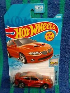 2021 Hot wheels D case Factory Fresh Pontiac GTO MAJOR PAINT ERROR FREE SHIPPING