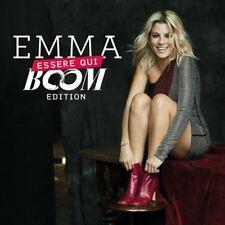 Emma Marrone Essere Qui Boom edition con 3 Inediti  CD Nuovo Sigillato