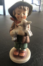 Vintage Goebel M.J. Hummel Figurine Lost Sheep 68/0
