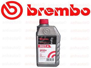 1-Liter Brembo DOT-4 Brake Fluid