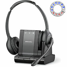 Plantronics Savi W720 Binaural Cordless / Wireless Headset - Inc VAT & Warranty