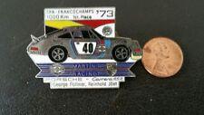 Vintage Spa-Francochamps '73 911 Carerra RSR Martini Porsche Pin/Badge*