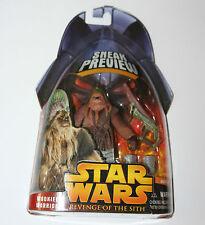 Star Wars ROTS Figure - WOOKIEE WARRIOR Sneak Preview