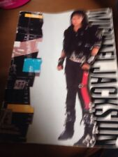 "MICHAEL JACKSON ""BAD"" WORLD TOUR PROGRAMME 1988"