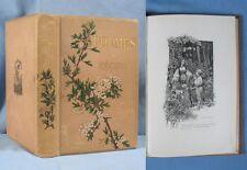 Poèmes et Récits de François COPPÉE / Lemerre éditeur en 1886 / Gravures Florian