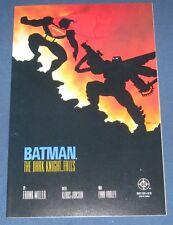 Batman The Dark Knight Falls Book 4 Frank Miller 1st Printing 1986