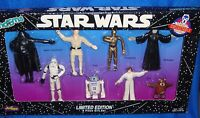Star Wars Vintage 1993 Bend-Ems Eight Figure Set MIB