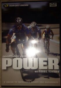 Cycleops Rear Rides Power Indoor Trainer DVD