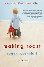 Making Toast: A Family Story, Rosenblatt, Roger, 0061825956, Book, Acceptable