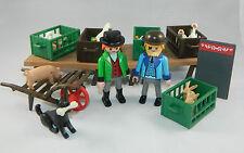 Playmobil Puppenhaus Villa 19 Jhd. Nostalgie Kleintierstand passt zu 5344 #34340