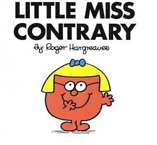 Little Miss Contrary (Mr. Men and Little Miss) by Hargreaves, Roger
